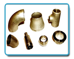 Nickel & Copper Alloy Buttweld fitting